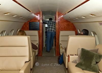 Jet Interior Rush Ranch Trip November 2011
