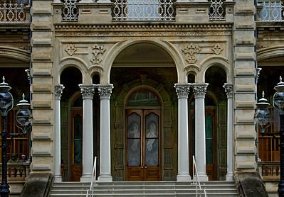 'Iolani Palacemain entrance