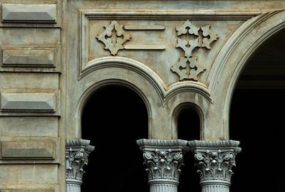 Detail of 'Iolani Palace