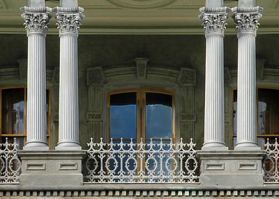'Iolani Palacebalcony or lanai