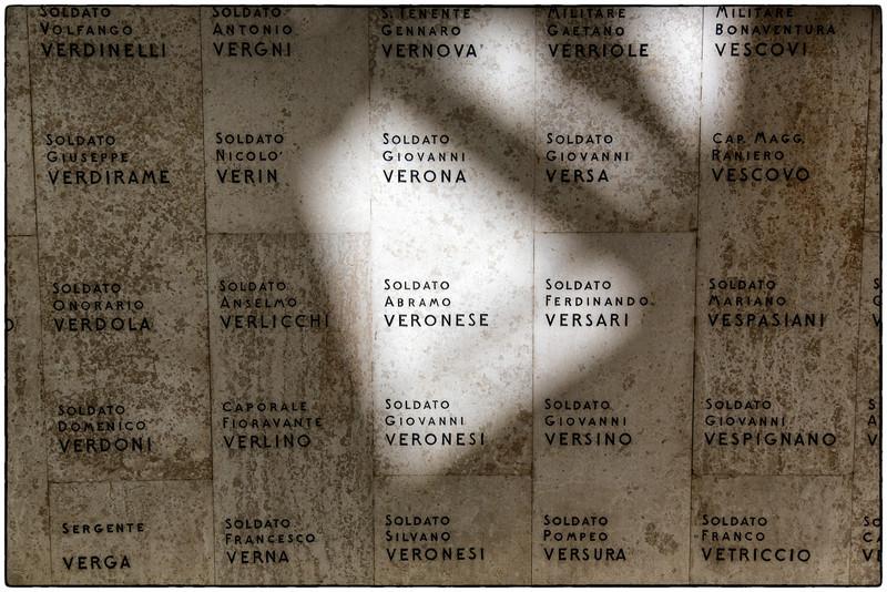 Sacrario di Oslavia 20Csociety Italy War Cemeteries trip