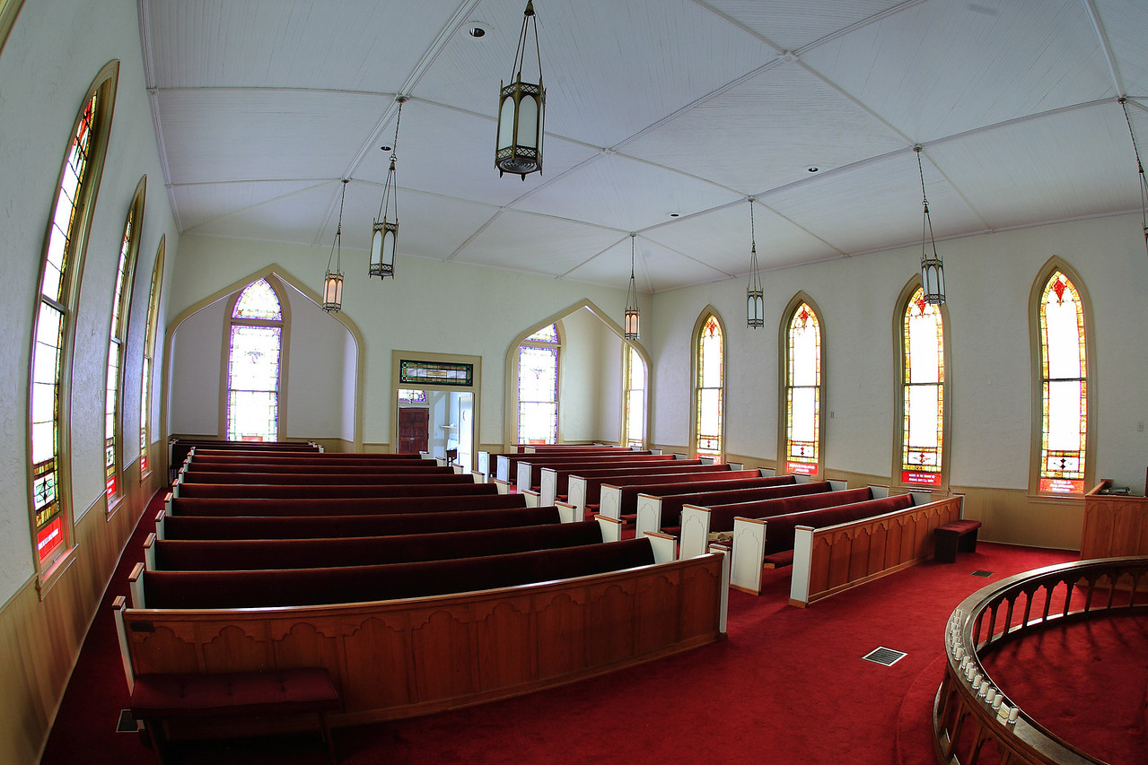 Sanctuary from front