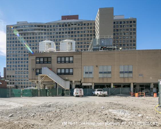 9/22/17 VA Hospital Progress