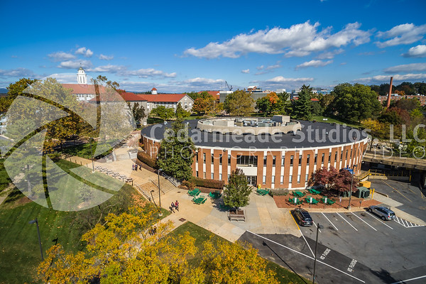 James Madison University - Gibbons Dining Hall