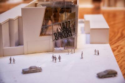 The Jazz Bakery  Fundraiser @ Frank Gehry Studio