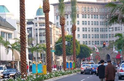 Holidays on Rodeo Drive