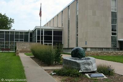 Cloud Co. Courthouse - Concordia, Kansas