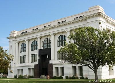 Barton Co. Courthouse - Great Bend, Kansas