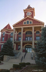 Butler Co. Courthouse - El Dorado, Kansas