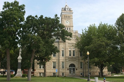Clay Co. Courthouse - Clay Center, Kansas