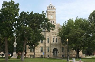 Clay Co. Courthouse - Clay Center, Kansas