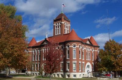 Anderson Co. Courthouse - Garnett, Kansas