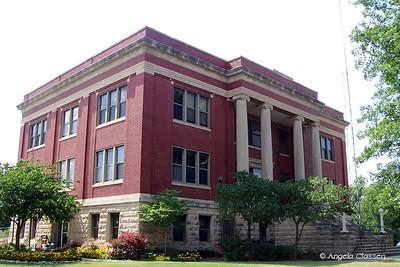 Chautauqua Co. Courthouse - Sedan, Kansas