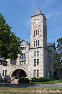 Atchison Co. Courthouse - Atchison, Kansas