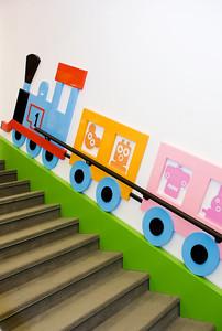 Sisearhitekt Maile GrĆ¼nberg, Kaubamaja lastemaailma mƤngude osakond 5.korrusel