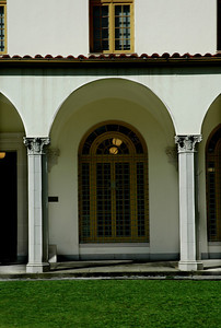 King Kalukaua Building, built in 1922Spanish Mission Revival Style architectureHonolulu, O'ahu, Hawai'i