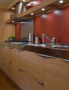 Mt Vernon, VA - Designer: Rebecca Hubler, ASID - Cabinetry: Studio Snaidero