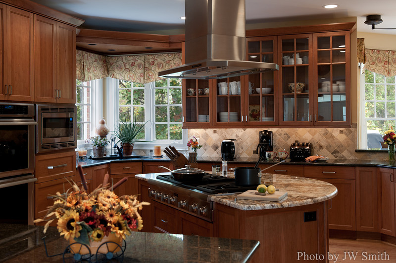 McLean VA - Bowers Design-Build - Designer Gigi Parr