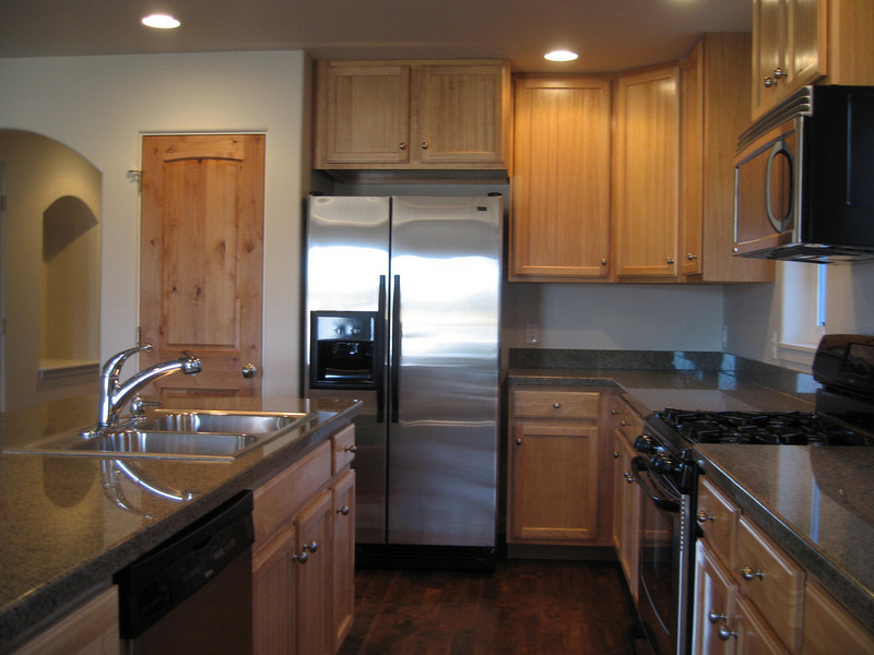 Under $100/s.f., New Kitchen in South Sherman St. Triplex