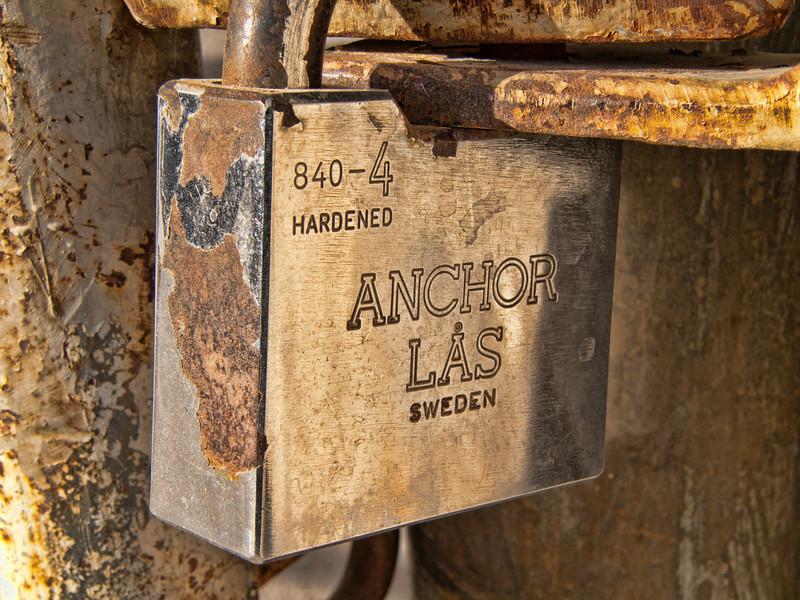 Anchor_lås_Kvarnholmen_HDR
