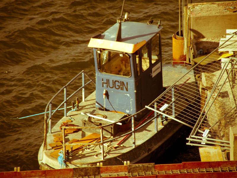 Båt_HUGIN_-_Svunna_Tider1