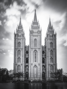 Mormon Temple Square