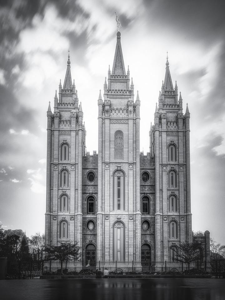 Mormon Temple Square