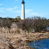 Cape May Lighthouse, NJ  1823
