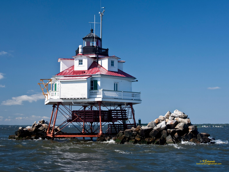 Thomas Point Lighthouse, MD