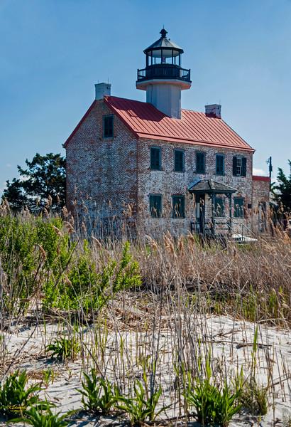 East Point Lighthouse, NJ  1849