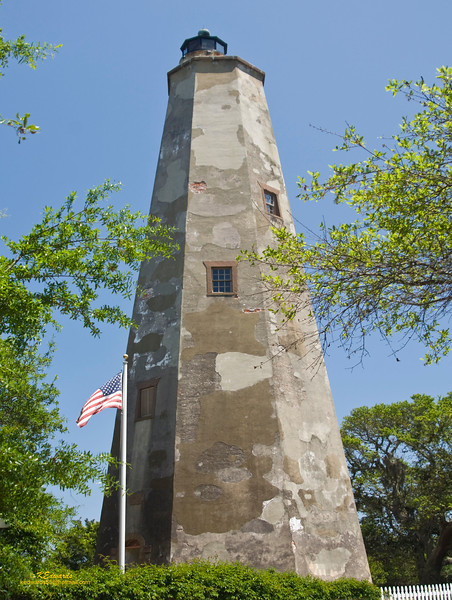 BALD HEAD ISLAND LIGHTHOUSE, NC