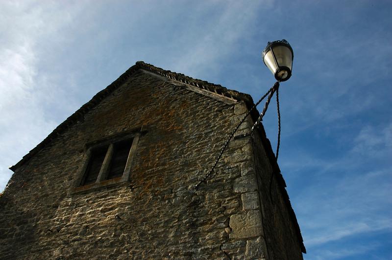 Lacock village, Wiltshire.