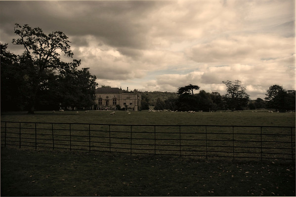 Lacock Abbey, Wiltshire.