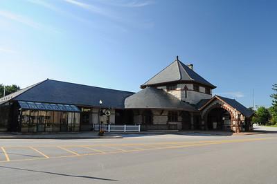 Laconia, NH Train Station