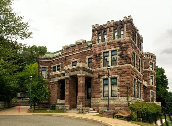Lambert Castle in Paterson, NJ