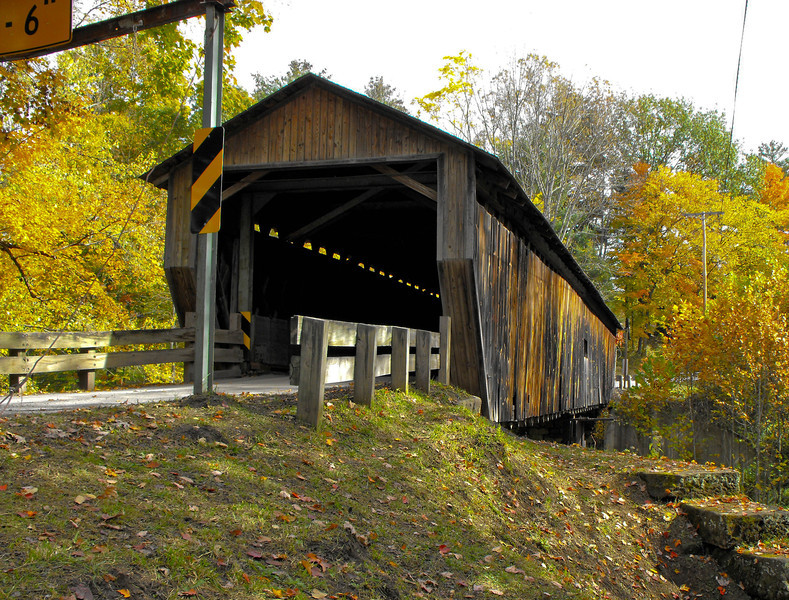 RiverDale Rd Bridge -- Over Grand River , Ashtubula County, Ohio
