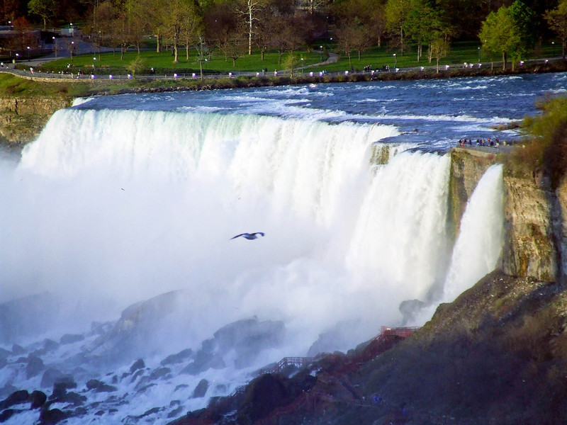American Falls -- Niagra, New York