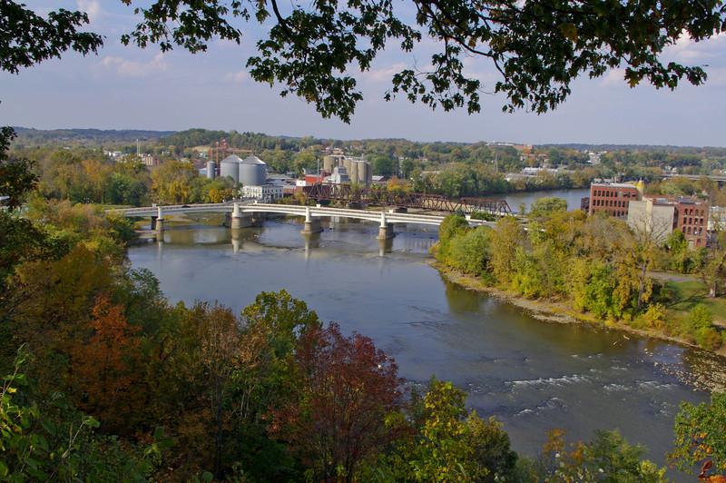 Y -  Bridge -- Zanesville, Oh