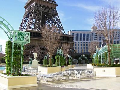Paris Pool Deck