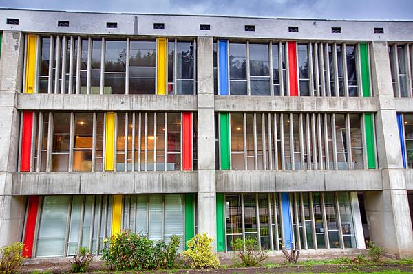 Cultural centre, Firminy