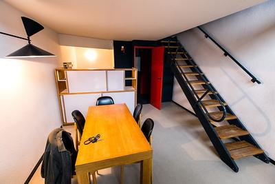 La Unité d'Habitation residential block, Firminy.