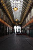 Leadenhall Market<br /> Western arm of the market<br /> 11 April 2015
