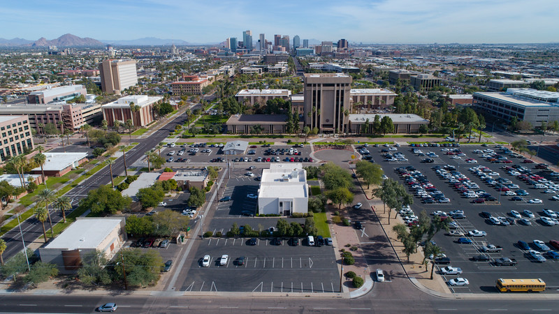 League of Arizona Cities and Towns Bldg, 12/14/16