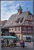 Echterdinger Rathaus, Marktplatz