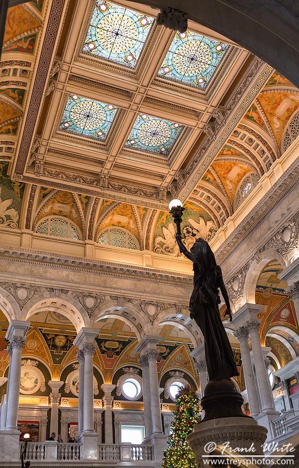 Main lobby, Libray of Congress #1