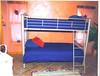 Bunk beds in second bedroom.