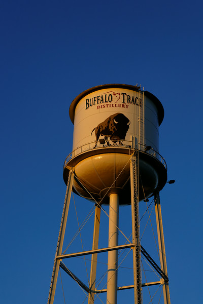 Images appearing David Toczko's book on Buffalo Trace