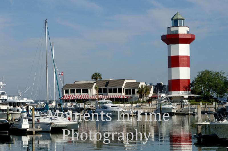 Harbor in Harbor Town