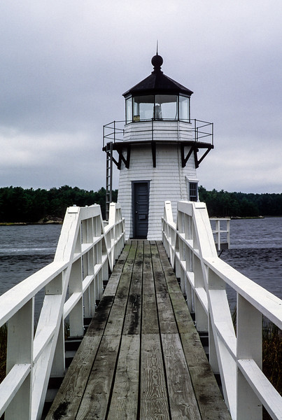 Doubling Point Lighthouse, Arrowsic Island, Maine