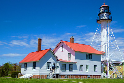 Light at Whitefish Point